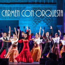 Carmen with Orchestra