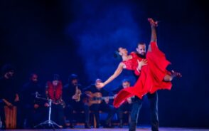Nordic Baltic Flamenco Tour March 2020