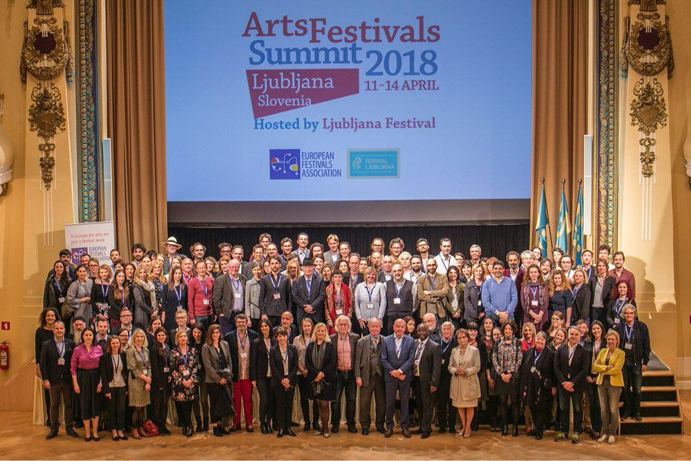 Flamenco Agency attended the Arts Festivals Summit 2018 which took place in Ljubljana this year.