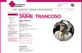 Internationale Tanzmesse nrw 2018