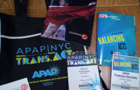 Flamenco Agency on the road: ISPA (NYC), APAP (NYC), & FITUR(Madrid)