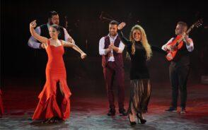 Barcelona Flamenco Ballet China Tour
