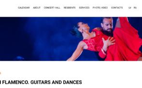 Nordic Baltic Flamenco Tour September 2021